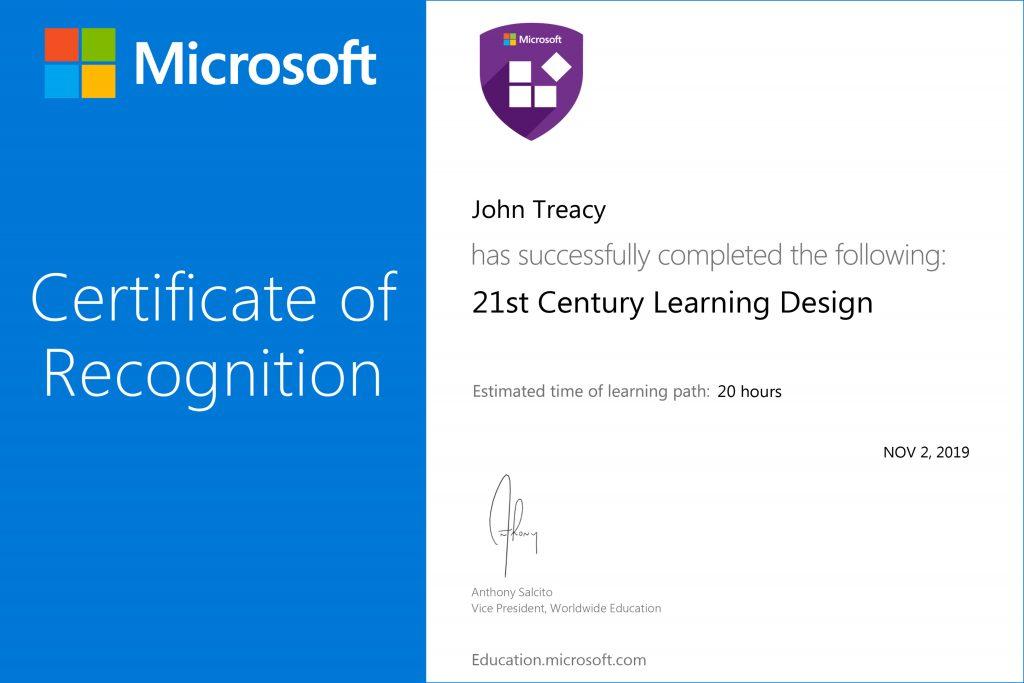 21St Century Learning Design1